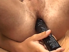 Man Loves To Jerk Off And Come On HIs Hands